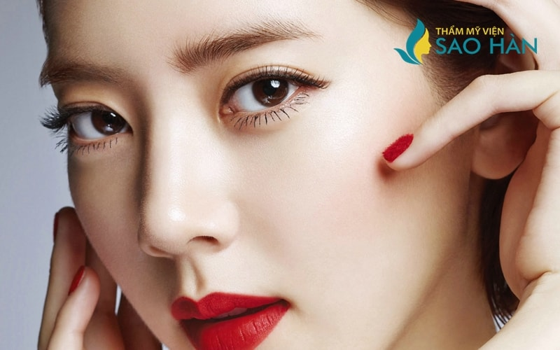 phương pháp thẩm mỹ mắt